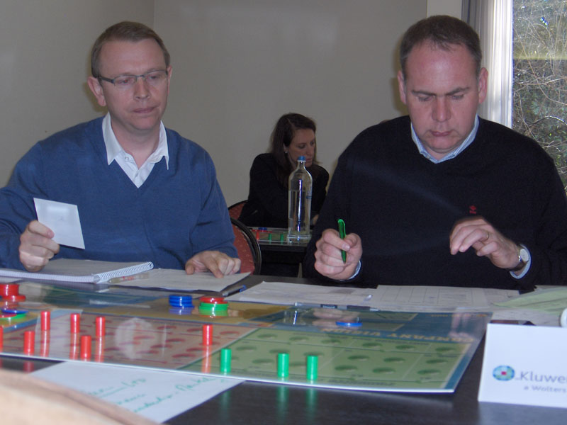 Management Learning Systems - Braine L'Alleud - Business games