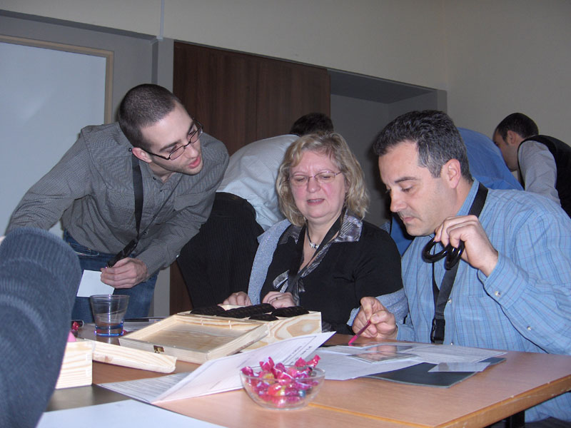 Management Learning Systems - Braine L'Alleud - Team Buildings et serious games